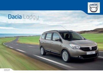 Dacia Lodgy - Dias Costa & Cª., Lda O seu Representante Renault ...