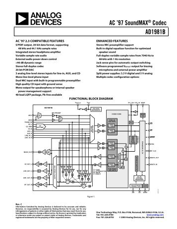 Soundmax hd audio driver 6. 10. 02. 6585 driver techspot.