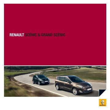 RENAULT SCÉNIC & GRAND SCÉNIC - Stand Sintra