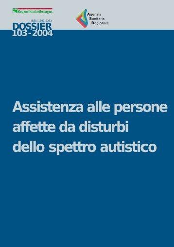 Scarica il dossier in formato PDF - Speciale Autismo
