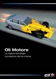 Oli Motore - TotalErg