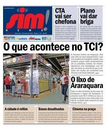 112 - SIM!NEWS - Sistema Integrado de Comunicação Roberto ...