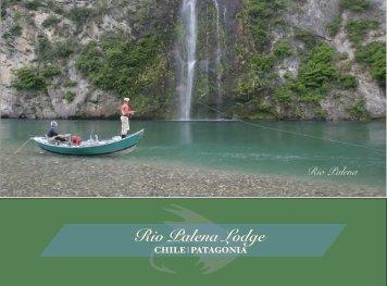 april 11 - Rio Palena Lodge