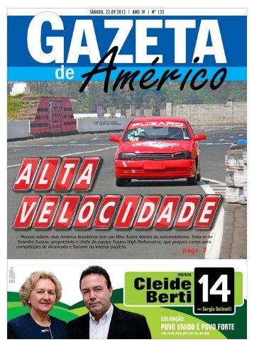 págs. 7 - Gazeta de Américo