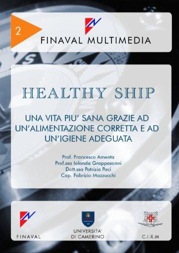 Health Ship Volume 02 - Libretto alimentazione corretta versione ...