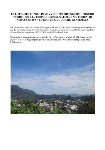 Ixil Magazines