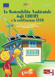 La Sostenibilità Ambientale degli EDIFICI - Agenzia provinciale per l ...