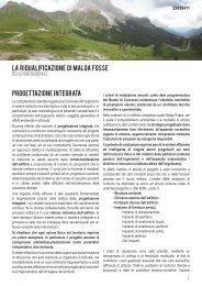 Continua a leggere - Andrea Marazzi Architetto
