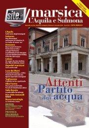 siteMARSICA 2006-7 lav.qxp (Page 1) - SITe.it
