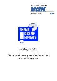Sozialversicherungsschutz der Arbeitnehmer.pdf - Der VdK