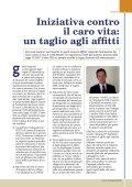 Periodico dell'ALER di Bergamo – Anno 5 Numero 13 - Page 3
