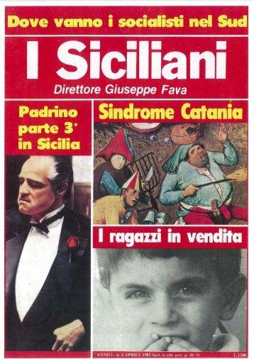 siciliano - malastrada film