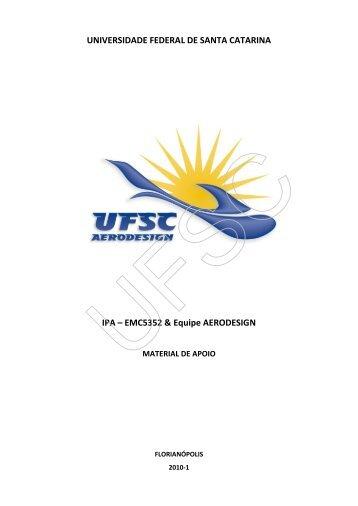 Material de Apoio - IPA v.13 - UFSC Aerodesign
