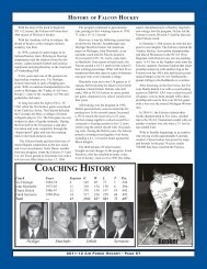 Hockey Media Guide 2011-12 pages 57-98.indd - Community