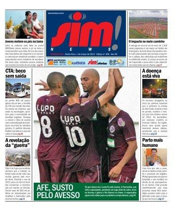 106 - SIM!NEWS - Sistema Integrado de Comunicação Roberto ...