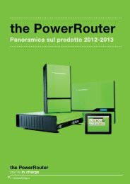 the PowerRouter