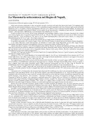 La Massoneria settecentesca nel Regno di Napoli III