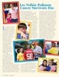 Les Nelkin Pediatric Cancer Survivors Day - North Shore-LIJ Health ... - Page 4