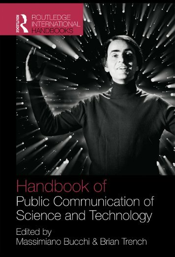 handbook of public communication of science and technology - bpatc