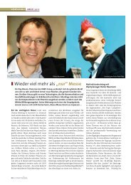Vorschau IMEX 2011 - Convention-International