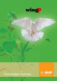 Stiahnuť ako PDF - BASF Ochrana rastlín