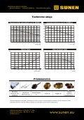 Katalóg výrobkov SUNEN – ploché kolektory a doplnky - sunen.eu - Page 4
