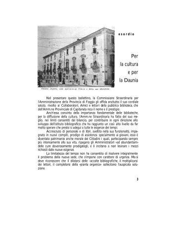 Numero completo 1962 (file pdf - Kb. 4753) - Biblioteca Provinciale ...