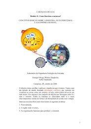 1 CARTILHAS DO LEIA Modulo #1. Como funciona a ... - Unicamp