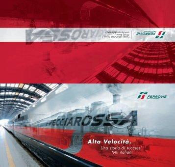 Alta Velocità. - Ferrovie dello Stato