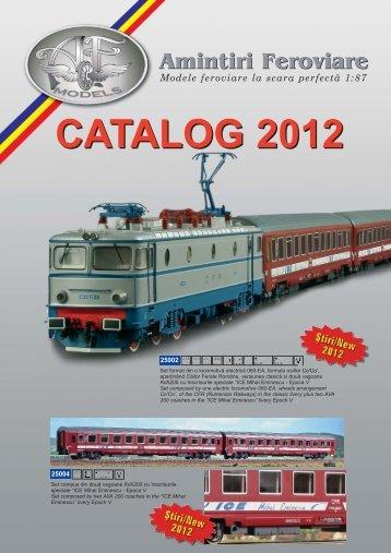 Modele feroviare la scara perfectă 1:87 - Amintiri.Feroviare