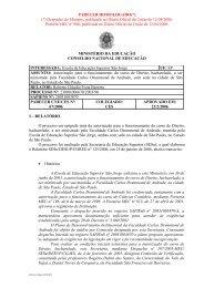 Parecer CNE/CES nº 67/2006, aprovado em 22 de fevereiro de 2006