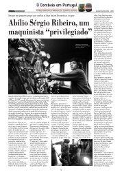 PDF 375 Kb - O Comboio em Portugal