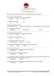 Quiz Rotunda de Locomotivas