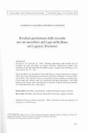 scarica pdf 29791.323KB - Museo Tridentino di Scienze Naturali