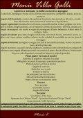 download Menu PDF - Villa Galli - Page 2