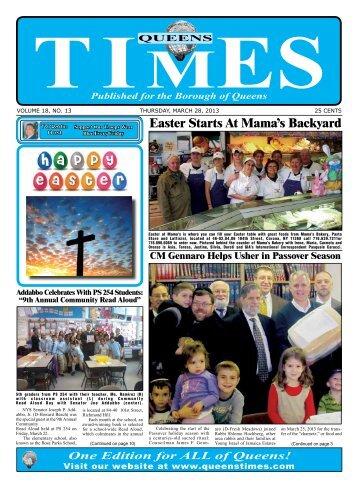 QT-13-March 28, 2013 - Queens Times