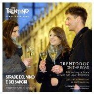 dal 22 Novembre 2012 al 6 geNNaio 2013 - Strade del Vino e dei ...
