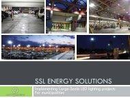 Energy Performance Contracting for LED Streetlight ... - LightSavers