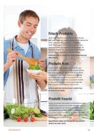 Frisch-Produkte Produits frais Prodotti freschi - Lekkerland.ch