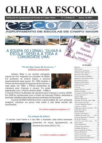 8 - Agrupamento de Escolas de Campo Maior