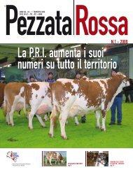 Pezzata Rossa 1 - 2009.pdf - ANAPRI - Associazione Nazionale ...