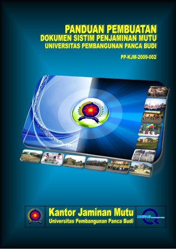 Panduan Pembuatan Dokumen SPM UNPAB - Universitas ...