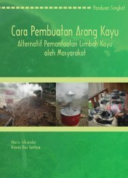 Cara Pembuatan Arang Kayu - Center for International Forestry ...