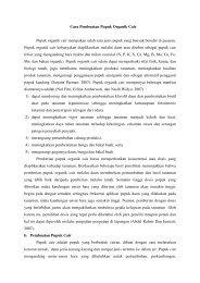 Cara Pembuatan Pupuk Organik Cair Pupuk organik cair ... - Staff UNY