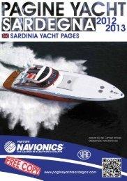 scarica le pys 2012/2013 - Pagine Yacht Sardegna