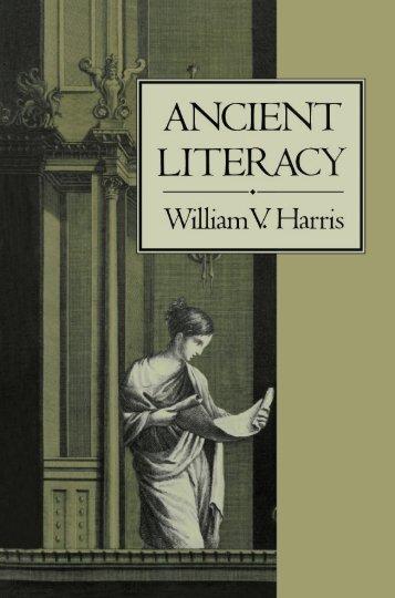 Ancient Literacy - Historia Antigua