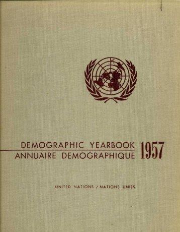 1957 - United Nations Statistics Division