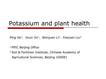 Presentation (English and Chinese) (pdf 3.35 MB) - The ...