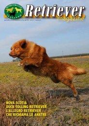 Copertina 6 - Retriever Magazine