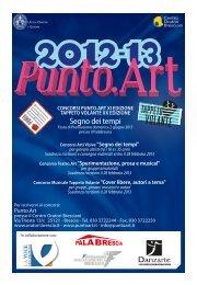 programma in pdf - Punto Art
